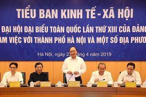 Thủ tướng Nguyễn Xuân Phúc: Mỗi địa phương phải đổi mới phong cách làm việc, dám làm, dám chịu