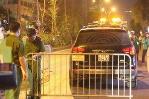 Tạm giữ khẩn cấp tài xế 'xe điên' tông 10 người và phương tiện trên phố Hà Nội