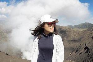 5 ngọn núi lửa trực chờ phun trào ở Indonesia thu hút du khách
