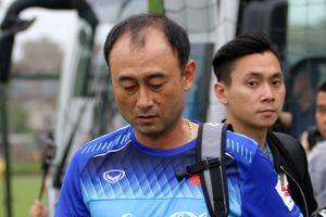 Các tuyển thủ Campuchia bất ngờ khi thầy cũ dẫn dắt đội HAGL