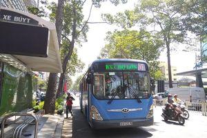 TP Hồ Chí Minh: Lượng khách đi xe buýt liên tục giảm trong thời gian dài