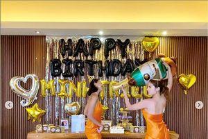Kỳ Duyên diện đồ đôi, tổ chức sinh nhật cho Minh Triệu tại Bali