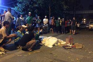 Trước khi tông chết người ở đường Láng, tài xế 'xe điên' uống rượu bia