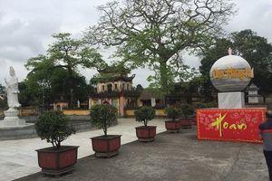 Hải Phòng: Sư trụ trì chùa Trung Hành lên tiếng trước tố cáo của Phật tử