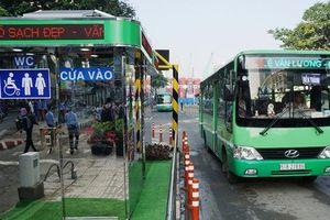 TP HCM sẽ có bãi giữ xe máy cho khách đi xe buýt