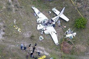 Rơi máy bay thảm khốc tại Mỹ, toàn bộ 6 người trên khoang thiệt mạng