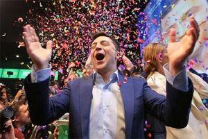 Diễn viên hài vừa thắng cử tổng thống Ukraine bị điều tra do vi phạm luật bầu cử