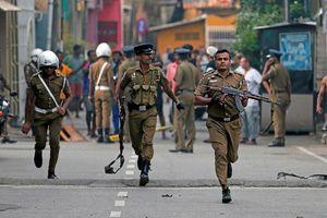 IS nhận đã đánh bom ở Sri Lanka?