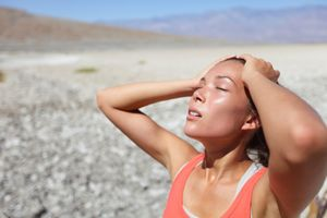 Tại sao bị đỏ mặt tía tai sau khi tập thể dục?