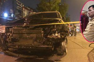 Sau gần 10 giờ gây tai nạn liên hoàn, 'tài xế điên' vẫn chưa tỉnh rượu