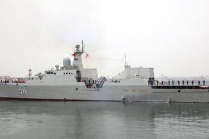 Việt Nam chế tạo hangar kín cho trực thăng trên chiến hạm Đinh Tiên Hoàng