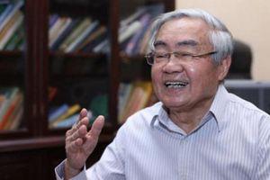 Gian lận thi Hòa Bình, Sơn La: GS Phạm Minh Hạc nói đã gian lận thì học gì nữa