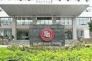 Trường ĐH Ngoại thương buộc thôi học 1 sinh viên đến từ Sơn La