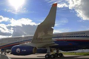 Máy bay Nga thanh sát bầu trời Mỹ