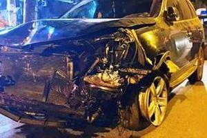 Danh tính tài xế ô tô điên gây tai nạn liên hoàn tông nữ nhân viên quét rác tử vong ở Hà Nội