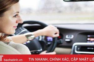 Những đồ vật không thể thiếu khi tự lái xe ô tô đi nghỉ lễ