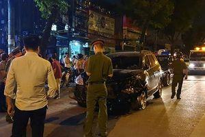 Danh tính tài xế 'xe điên' gây tai nạn liên hoàn làm một người tử vong