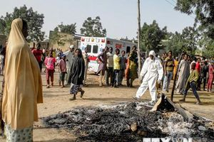 Xả súng đẫm máu tại miền Bắc Nigeria khiến nhiều người thiệt mạng