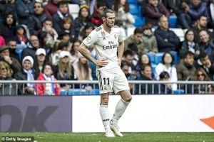 Real Madrid tìm mọi cách 'tống khứ' Gareth Bale