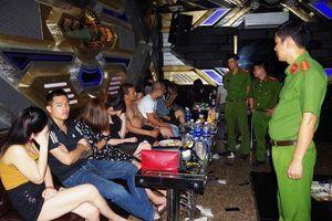Hà Nam: Tạm giữ 37 đối tượng sử dụng ma túy trong quán karaoke