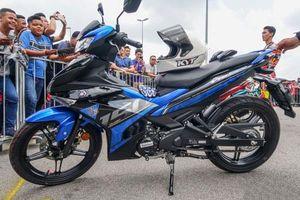 Ảnh chi tiết Yamaha Y15ZR 2019 giá 46 triệu đồng