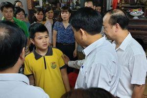 Chủ tịch Hà Nội: Khởi tố vụ án, xử nghiêm tài xế tông chết nữ lao công