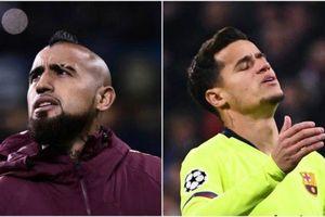 Arturo Vidal và Coutinho: Hai mặt của một đồng tiền