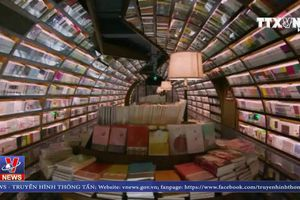 Thư viện sách khổng lồ tại Trung Quốc