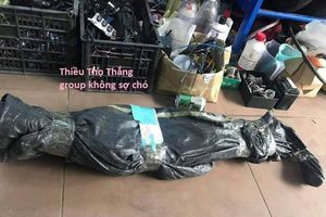 Gói hàng gửi cho khách, chủ than thở vì shipper không chịu nhận, còn dọa báo công an