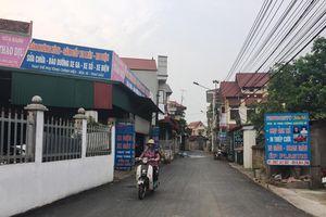 Vĩnh Phúc: Diện mạo nông thôn mới ở Tân Tiến khởi sắc
