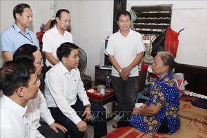 Vụ tai nạn liên hoàn trên đường Láng, Hà Nội: Chỉ đạo sớm hỗ trợ gia đình nạn nhân