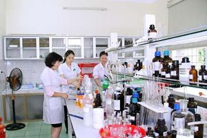 Trung tâm quan trắc tài nguyên môi trường tỉnh Nghệ An: Chuyển đổi – phát triển và nâng cao năng lực