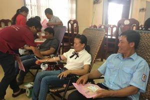 Huyện Ia Pa hưởng ứng chiến dịch 'Những giọt máu hồng hè' 2019