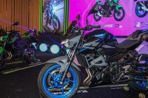 Kawasaki Z250 ABS và Z400 ABS 2019 'chào sân' Malaysia, giá từ 120 triệu đồng
