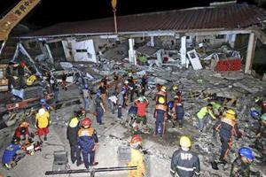 Trận động đất tại Philippines làm gần chục người tử vong