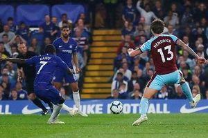 Bị Burnley cầm hòa, Chelsea lỡ cơ hội vươn lên top 3