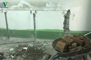 Hateco Hoàng Mai tiếp tục tái diễn vi phạm xây dựng