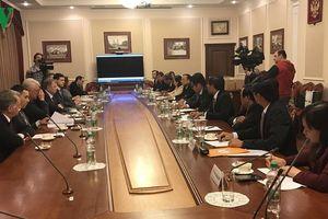 Kết nối hợp tác tỉnh Bình Thuận và tỉnh Kaluga (LB Nga)