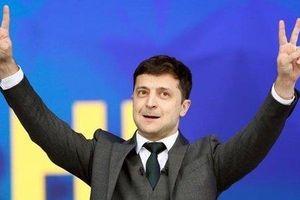 Chân dung danh hài thắng cử tổng thống Ukraine