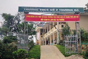 Thầy giáo bị tố 'hiếp dâm' làm học sinh lớp 8 mang thai 12 tuần: Sở GD&ĐT tỉnh Lào Cai vào cuộc
