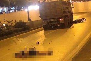 Hà Nội: Nam thanh niên tử vong tại chỗ sau khi va chạm với xe 'hổ vồ' trước hầm Kim Liên