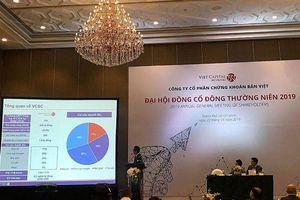 ĐHCĐ Chứng khoán Bản Việt: Tổng giá trị các thương vụ IB đã ký 1.500-1.700 triệu USD