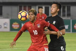 Tuyển thủ Myanmar nổi giận vì đồng đội cũ triệt hạ ở Thai League