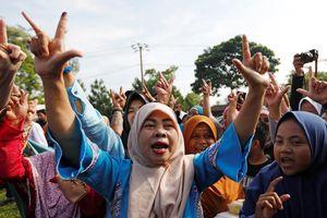 Cuộc bầu cử khổ sở khiến hơn 100 nhân viên kiểm phiếu chết ở Indonesia