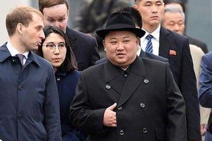 Ông Kim Jong Un đến Vladivostok cho cuộc gặp lịch sử với TT Putin