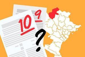 Vụ 3 tỉnh gian lận thi cử: Thí sinh ở Hà Giang được nâng 29,95 điểm