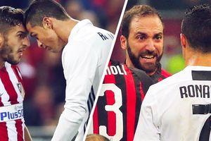 5 cầu thủ 'không đội trời chung' với Cristiano Ronaldo