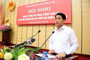 Hà Nội: Luôn chủ động, sẵn sàng trong mọi tình huống phòng chống thiên tai