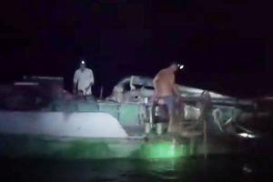 Bến Tre: Cát tặc hoành hành trên sông Hàm Luông