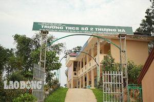 Vụ thầy bị tố làm nữ sinh mang thai: Kiểm điểm trách nhiệm nhà trường